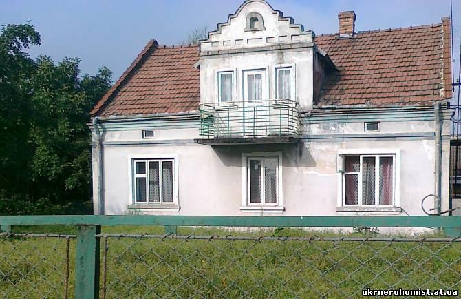 Будинки в жовкві продати купити